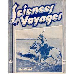 Sciences et Voyages n° 594 - 15 janvier 1931 - Les gardians de la Camargue