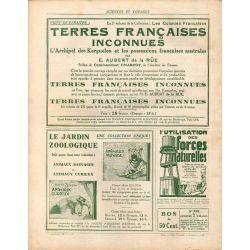Sciences et Voyages n° 598 - 12 février 1931 - Un goéland sortant de l'oeuf