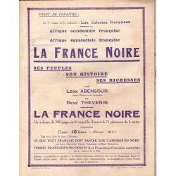 Sciences et Voyages n° 603 - 19 mars 1931 - L'Alque torda ou petit pingouin