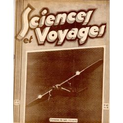 Sciences et Voyages n° 607 - 16 avril 1931 - L'aviation de nuit
