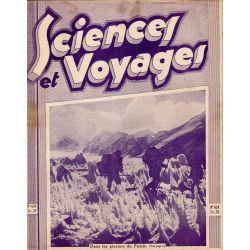 Sciences et Voyages n° 624 - 13 août 1931 - Dans les glaciers du Pamir