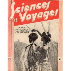 Sciences et Voyages n° 701 - 2 février 1933 - La Fête de l'Incwala chez les Cafres