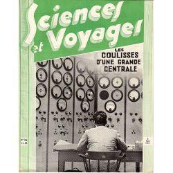Sciences et Voyages n° 706 - 9 mars 1933 - Les coulisses d'une grande centrale