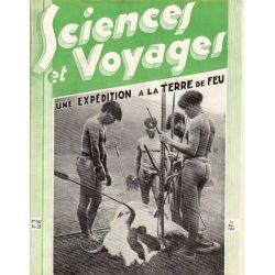 Sciences et Voyages n° 707 - 16 mars 1933 - Une expédition à la Terre de Feu