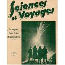 Sciences et Voyages n° 730...