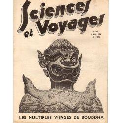 Sciences et Voyages n° 764 - 19 avril 1934 - Les multiples visages de Bouddha