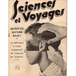 Sciences et Voyages n° 771 - 7 juin 1934 - Qu'est-ce qu'une race ?