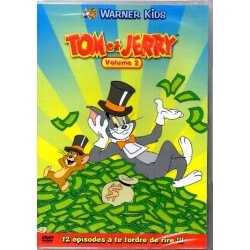Tom et Jerry (volume 2) - DVD Zone 2