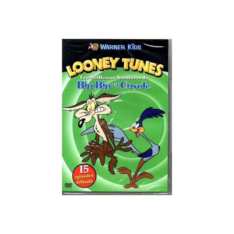 Looney Tunes : Les Meilleurs Aventures de Bip Bip et Coyote - DVD Zone 2
