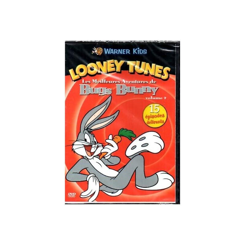 Looney Tunes : Les Meilleurs Aventures de Bugs Bunny - DVD Zone 2
