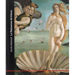 Le Musée du Monde n° 25 - Sandro Botticelli, La Naissance de Vénus