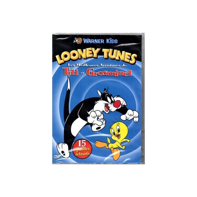 Looney Tunes : Les Meilleurs Aventures de Titi et Grosminet - DVD Zone 2