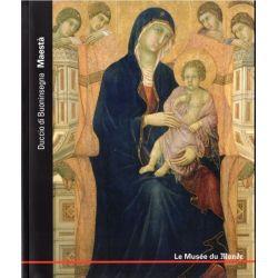 Le Musée du Monde n° 35 - Duccio di Buoninsegna, Maestà