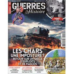 Guerres & Histoire n° 44 - Les Chars : une imposture ? Retour sur un siècle d'exploits et de fiascos