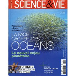 Science & Vie n° 1210 - La face cachée des Océans