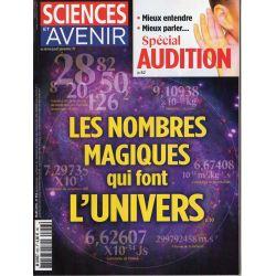 Sciences et Avenir n° 853 - Les nombres magiques qui font l'Univers