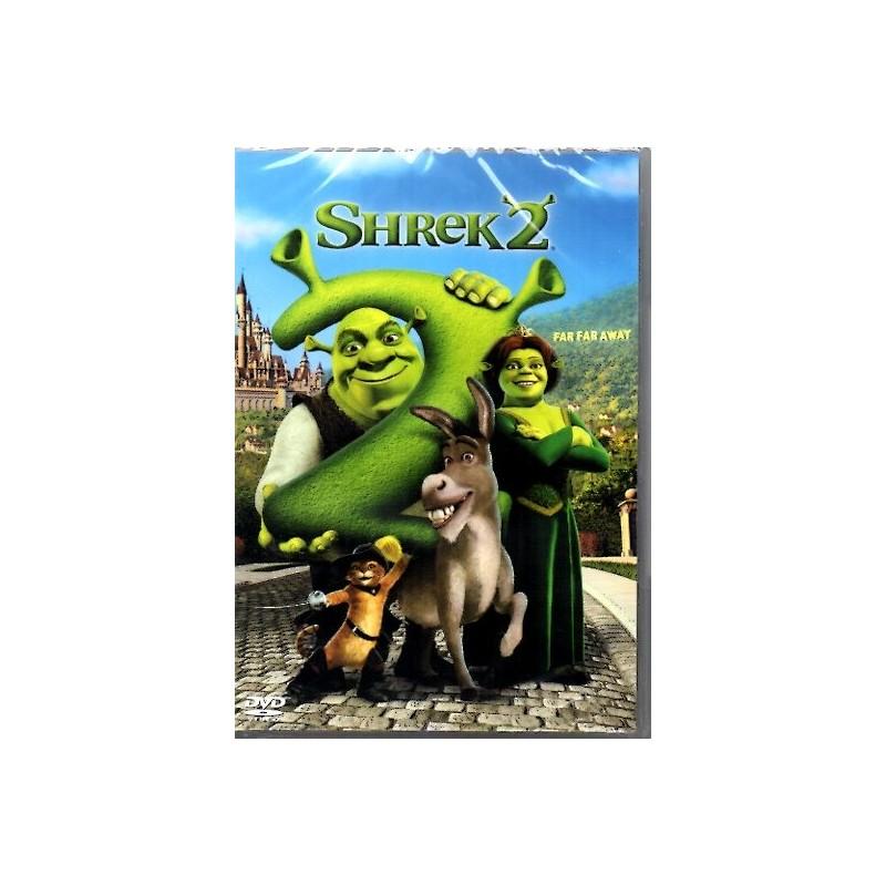 Shrek 2 - DVD Zone 2