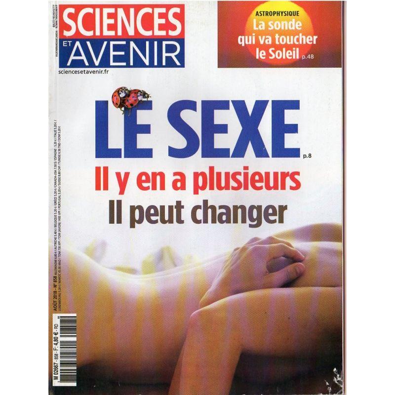 Sciences et Avenir n° 858 - Le Sexe, il y en a plusieurs, il peut changer