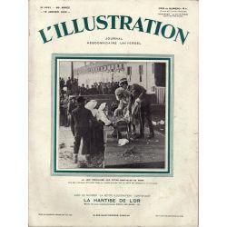 L'Illustration n° 4533 - 18 janvier 1930 - La joie populaire aux Fêtes Nuptiales de Rome