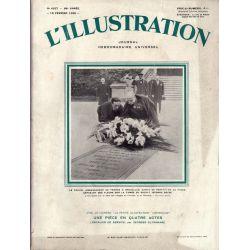 L'Illustration n° 4537 - 15 février 1930 - Le nouvel Ambassadeur de France à Bruxelles, Comte de Peretti de La Rocca