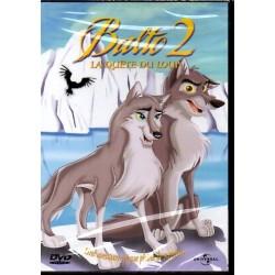 Balto 2, la quête du Loup - DVD Zone 2