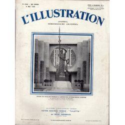 L'Illustration n° 4548 - 3 mai 1930 - Entrée du pavillon Français à l'Exposition internationale d'Anvers