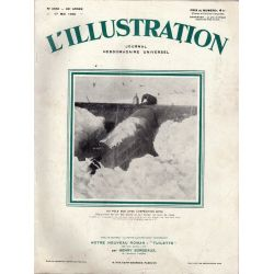 L'Illustration n° 4550 - 17 mai 1930 - Au Pôle Sud avec l'expédition Byrd