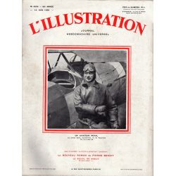 L'Illustration n° 4554 - 14 juin 1930 - Un aviateur Royal, Le Prince Carol, Roi de Roumanie