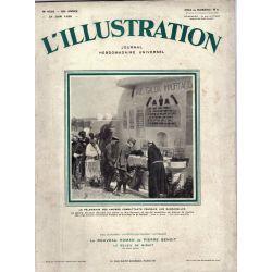 L'Illustration n° 4555 - 21 juin 1930 - Le Pèlerinage des anciens combattants français aux Dardanelles