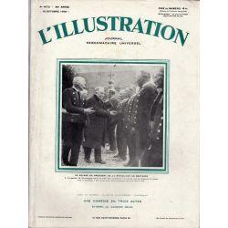 L'Illustration n° 4572 - 18 octobre 1930 - Le Voyage du Président de la République en Bretagne
