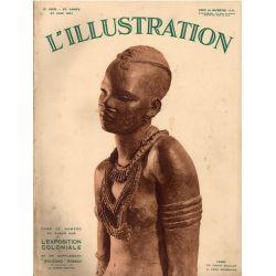 L'Illustration n° 4608 - 27 juin 1931 - L'Exposition Coloniale de Paris