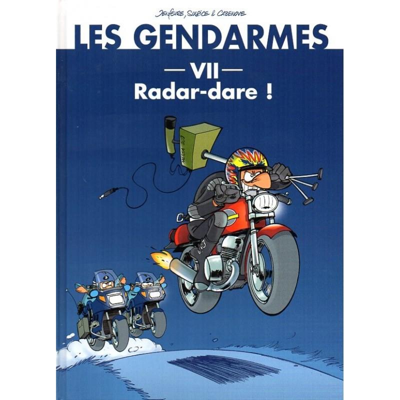 Les Gendarmes VII - Radar-dare !
