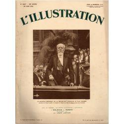L'Illustration n° 4607 - 20 juin 1931 - Le Nouveau Président de la République, M. Paul Doumer