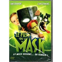 Le Fils du MASK - DVD Zone 2
