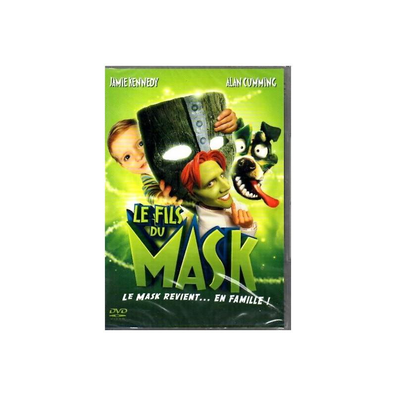 Le Fils du MASK - DVD Zone 2