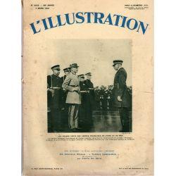L'Illustration n° 4592 - 7 mars 1931 - Les Grands Chefs des Armées Françaises de Terre et de Mer