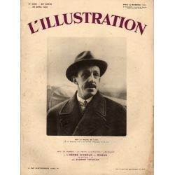 L'Illustration n° 4599 - 25 avril 1931 - Sur la route de l'exil, le Roi Alphonse XIII à son arrivée à Marseille, le 16 avril