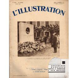 L'Illustration n° 4600 - 2 mai 1931 - Le monument Clemenceau au Lycée de Nantes