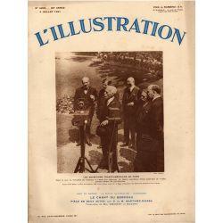 L'Illustration n° 4609 - 4 juillet 1931 - Les entretiens Franco-Américains de Paris