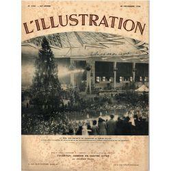 L'Illustration n° 4791 - 29 décembre 1934 - Le Noël des enfants de chômeurs au grand Palais
