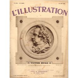 L'Illustration n° 4816 - 22 juin 1935 - (1802) - VICTOR HUGO - (1885)