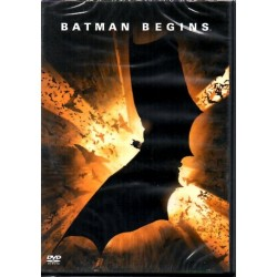 Batman Begins (Christian Bale) - DVD Zone 2