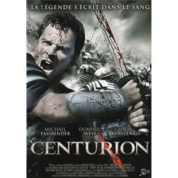 Centurion (Michael Fassbender) - DVD Zone 2