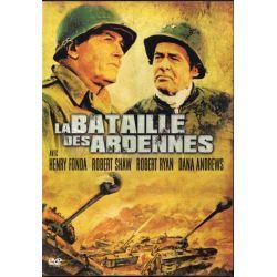 La Bataille des Ardennes (Henry Fonda, Robert Shaw, Robert Ryan) - DVD Zone 2
