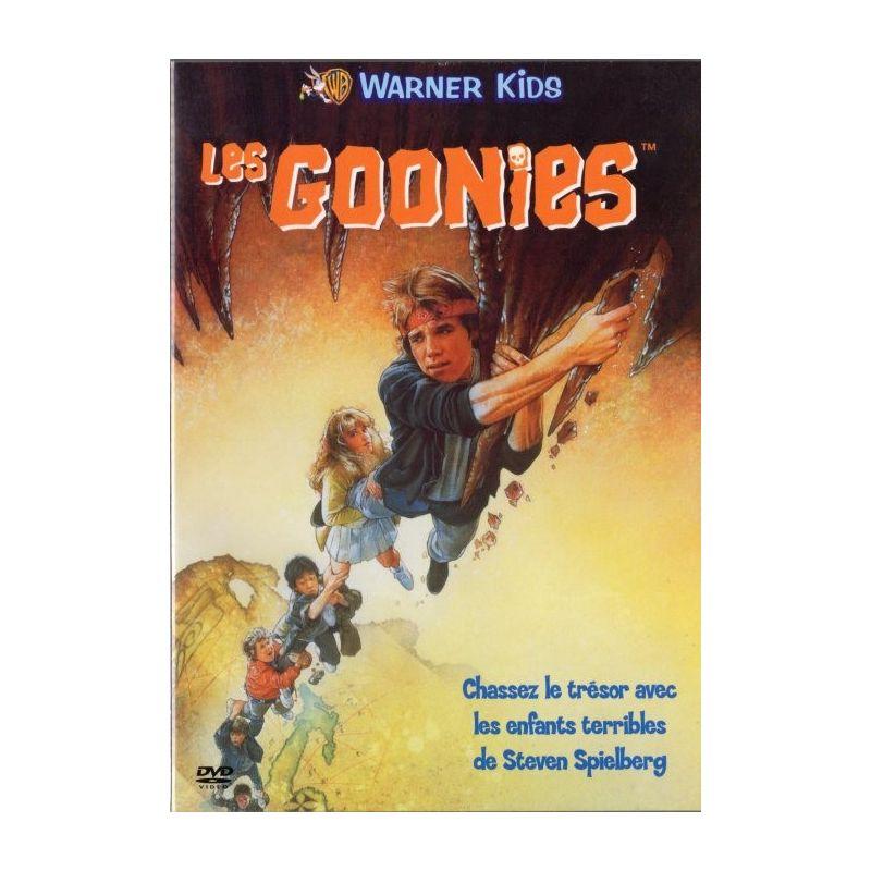 Les Goonies (Steven Spielberg) - DVD Zone 2