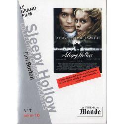 Sleepy Hollow (Tim Burton) - DVD Zone 2