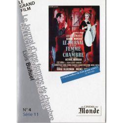 Le Journal d'une femme de chambre (Luis Bunuel) - DVD Zone 2