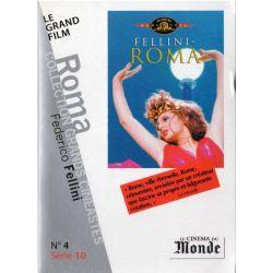 Fellini Roma (Federico Fellini) - DVD Zone 2