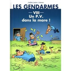 Les Gendarmes VIII - Un PV dans la mare !