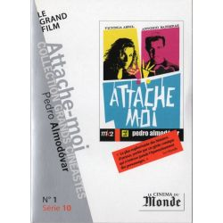 Attache-moi (Pedro Almodovar) - DVD Zone 2